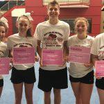 cheerTD cheer camp awards